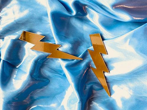 Melody Ehsani Lightning Bolt Earrings