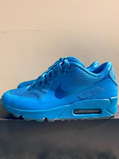 "Nike ""Electric Blue"" AirMax"