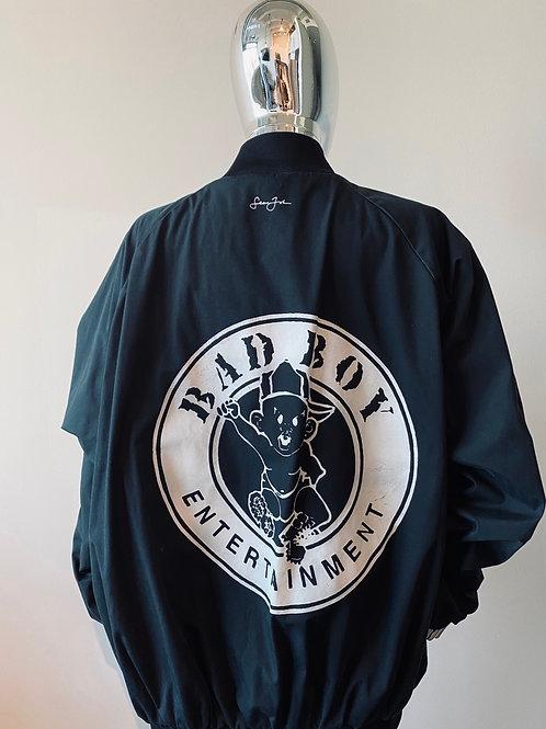 Bad Boy Ent. Bomber Jacket