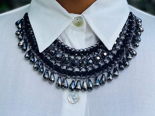Jeweled Choker Necklace