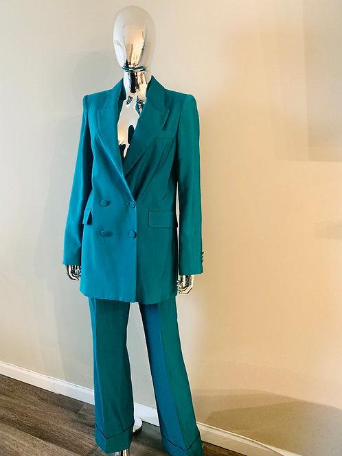 Turquise Suit