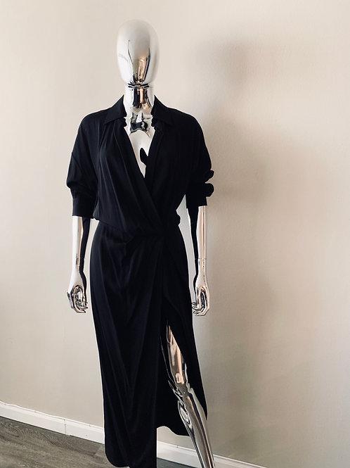 Zara Studio Black Dress