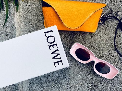 "Loewe ""Paula Ibiza"" Original Square Sunglasses"