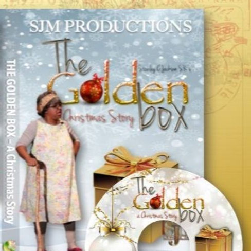 The Golden Box - A Christmas Story - DVD