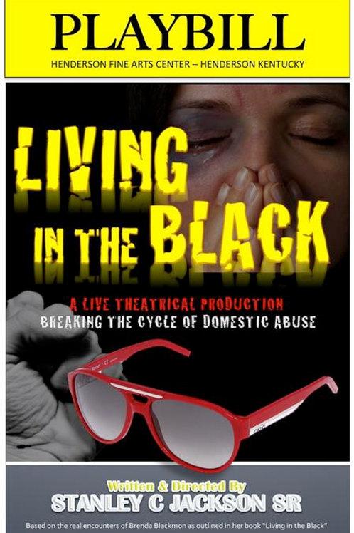 Living in the Black - DVD