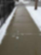 After Image Of Sidewalk