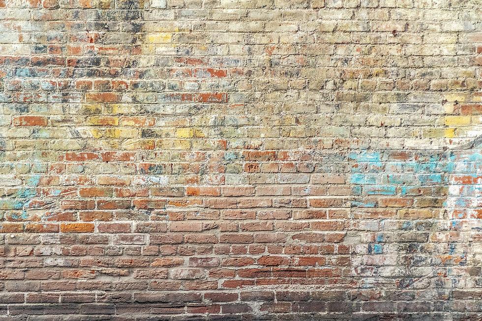 buskers brick wall color shonejai-122751
