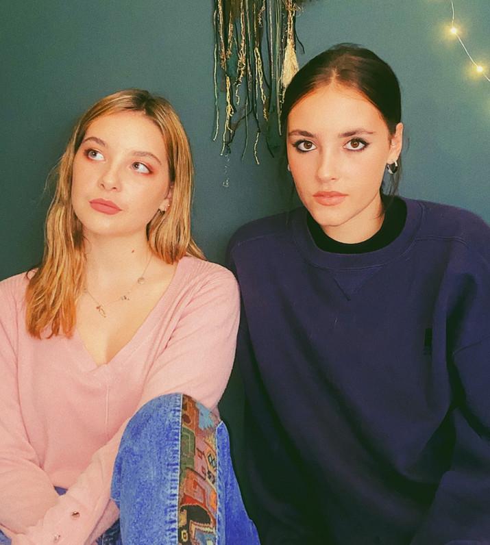 Katie & Aoife