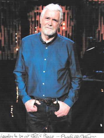 Charlie McGettigan