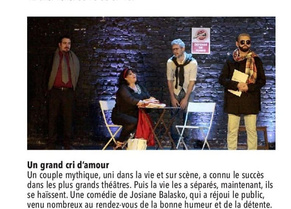 article de presse Familia