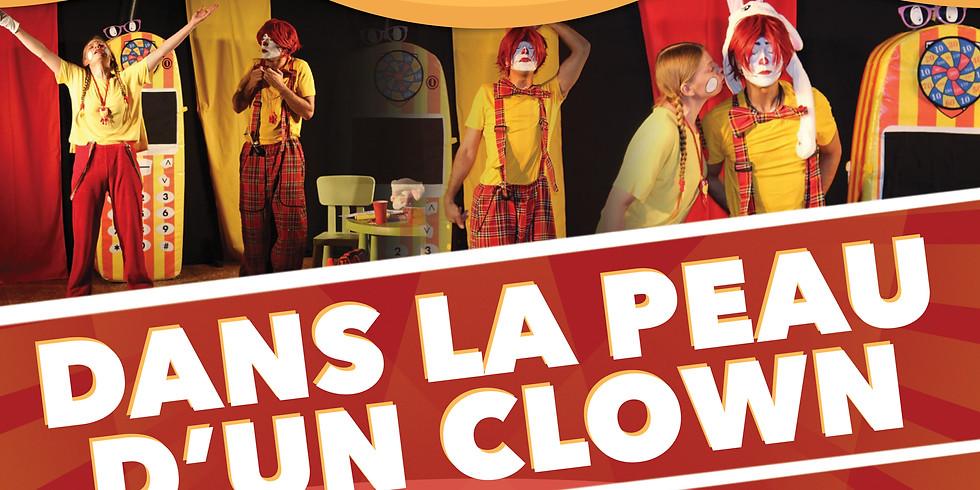 Dans la peau d'un clown - 16h00