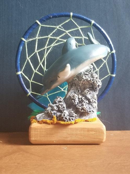 Dolphin Clan Dreamcatcher