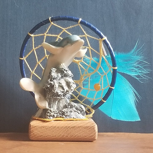 Jumping Dolphin Clan Dreamcatcher