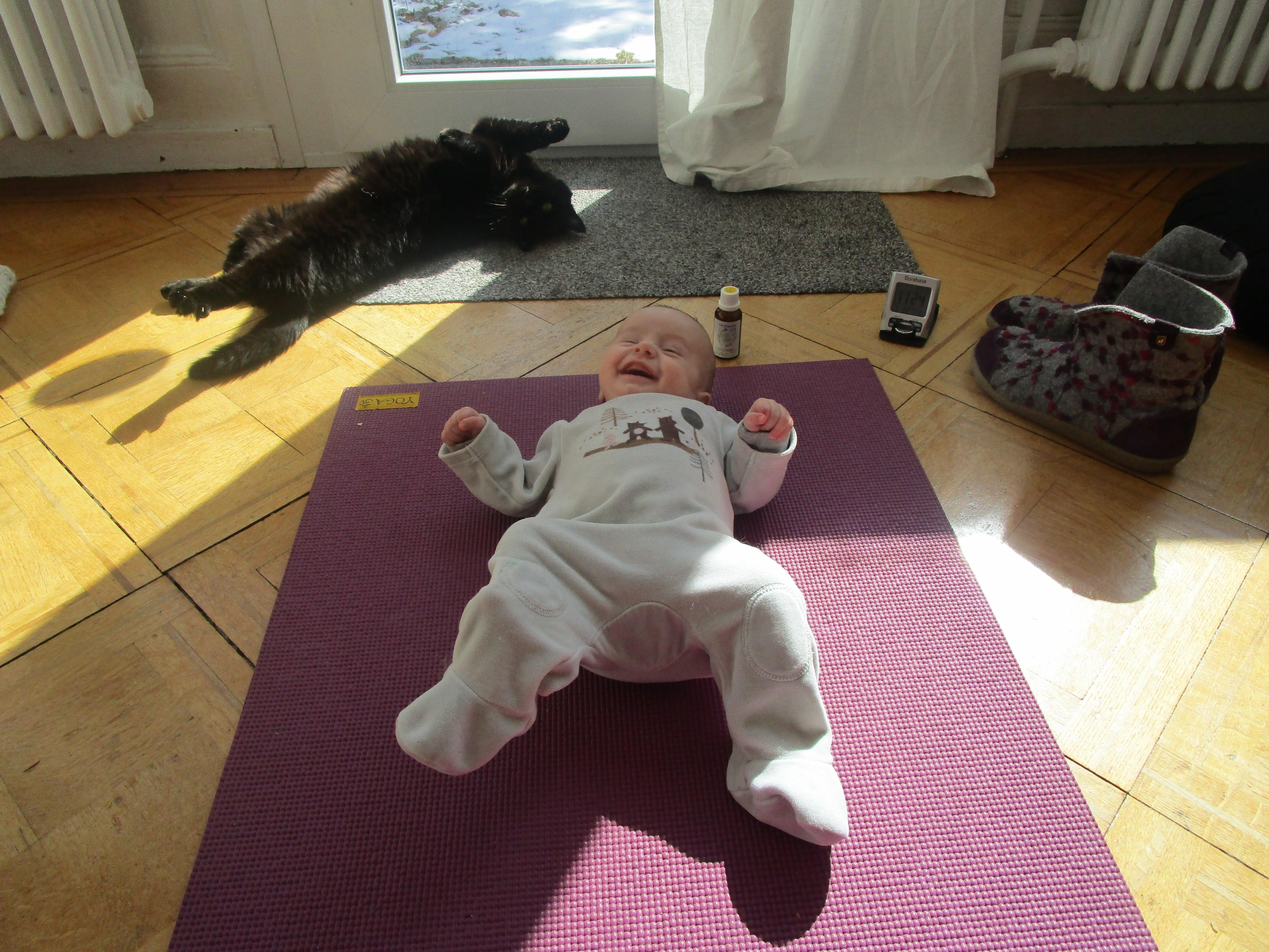 Yoga grossesse et post partum