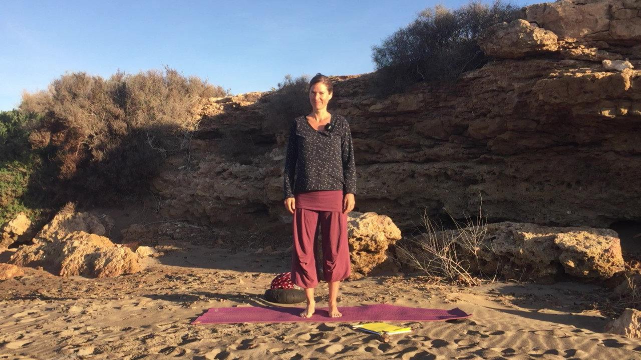 Séances de Yoga filmées en voyage!
