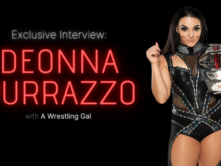 Exclusive Interview:  Deonna Purrazzo