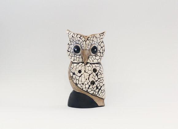 6 holes Owl Ocarina