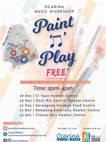Paint 'N' Play 2018