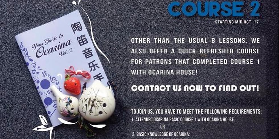 Ocarina Course 2