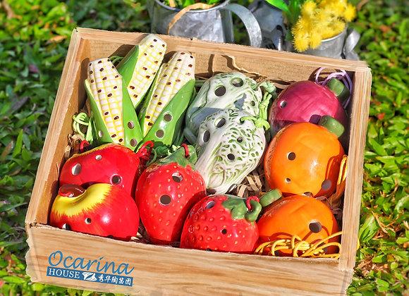 Fruits & Vegetables Ocarina