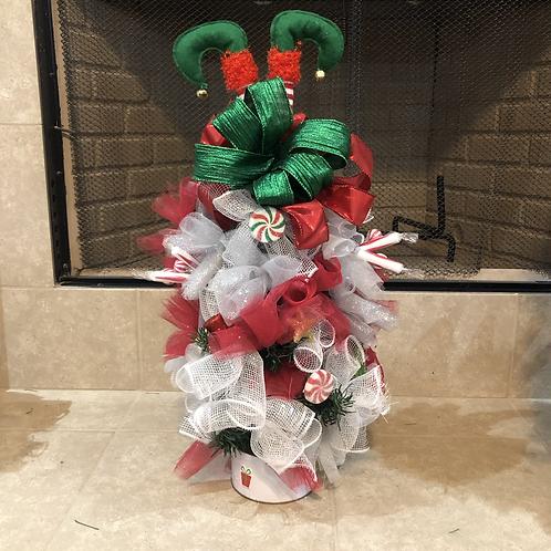 Santa Elf Tree