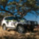 4WD Prado