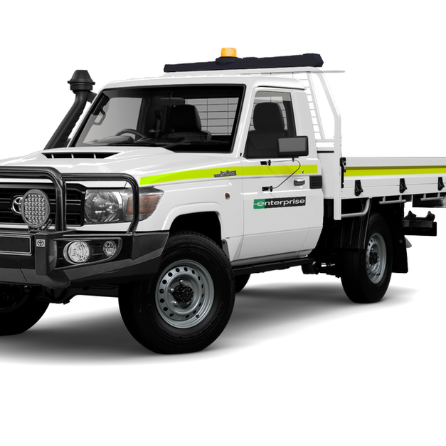 LandCruiser Single Cab