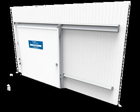 portas de correr, portas giratorias, porta para camara fria, porta para congelados, porta para resfriados, porta rapida, porta seccional, porta doca