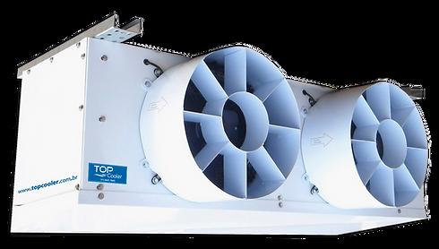 evaporador, evaporadores, evaporador baixo, médio e alto perfil, evaporador ar forçado, evaporador câmara fria, evaporador refrigeração, evaporador para refrigeração industrial, evaporador para túnel de congelamento