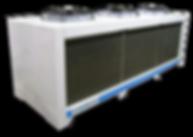 unidade condensadora, condensadores, condensador remoto, condensadora termoprol, condensadora danfoss, sistema de condensação, condensador de câmara fria, condensadores V, condensadores refrigeração industrial