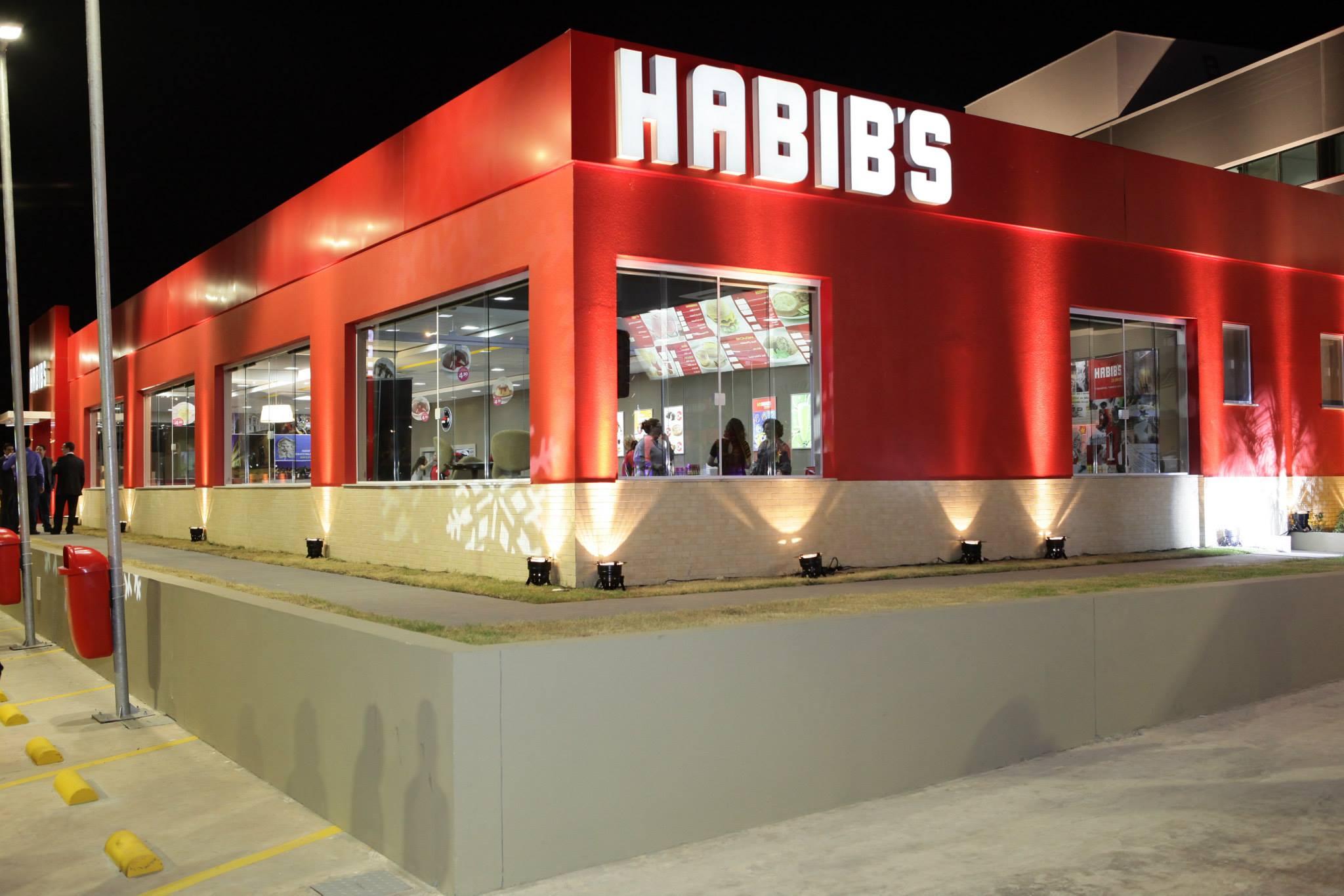 Isopainel de Fachada Habib's