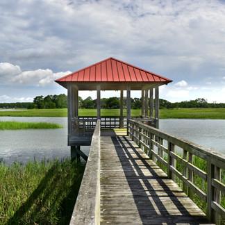 Community Crabbing Dock