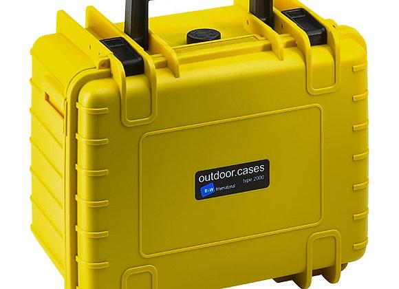 Outdoor 2000/Y/RPD • 250 x 175 x 130 + 25 mm