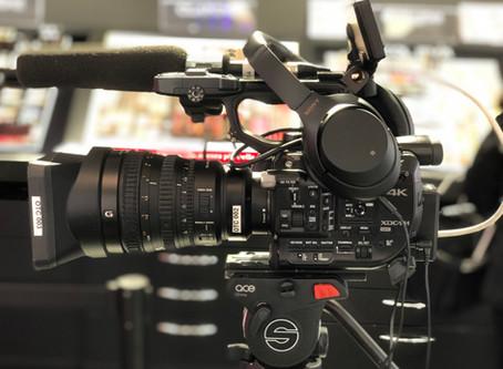 Sony FS5 Camera