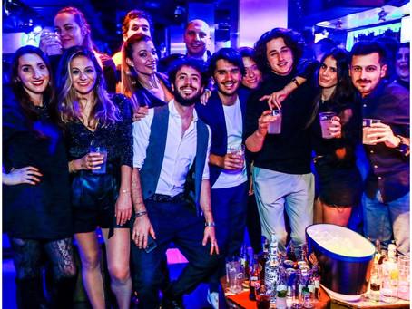 Jumpcutmedia Xmas party..
