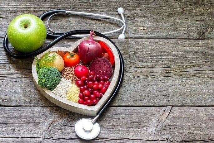 keeping a healthy heart