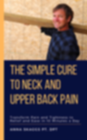 The Simple Cure to Neck and Upper Back P