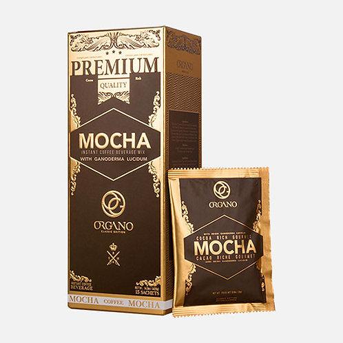 Organo Mocha with Ganoderma Mushroom Powder