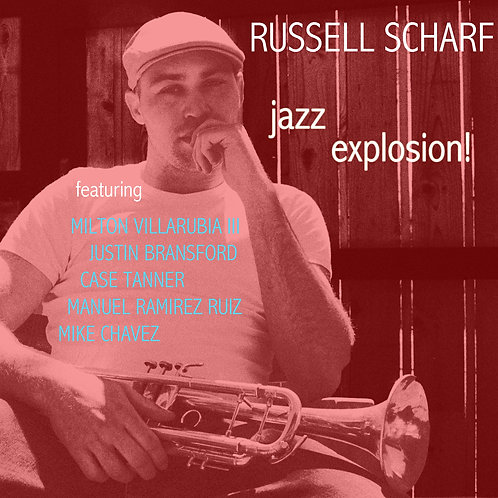 """Jazz Explosion!"" CD"