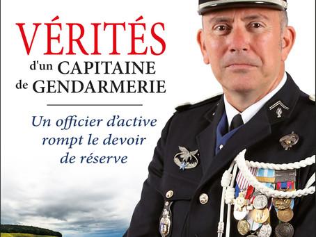 Capitaine Hervé MOREAU : 40 jours d'arrêt !