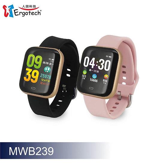 人因ERGOLINK MWB239 心率智慧監測運動手錶