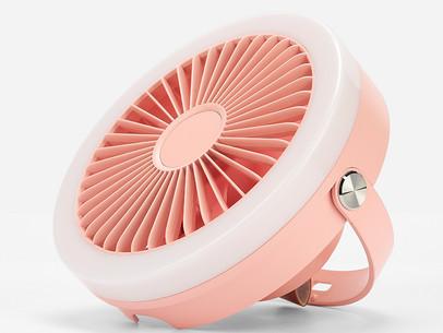 新品上市!FAN51便攜多功能風扇