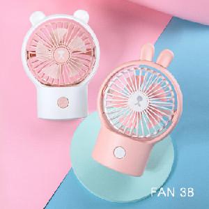 新品上市!FAN38 摩登動物園臺式風扇