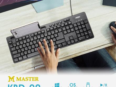 廣鼎 INTOPIC KBD-90 多媒體手機架鍵盤