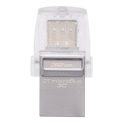 金士頓DataTraveler MicroDuo 3C Type-C  32GB