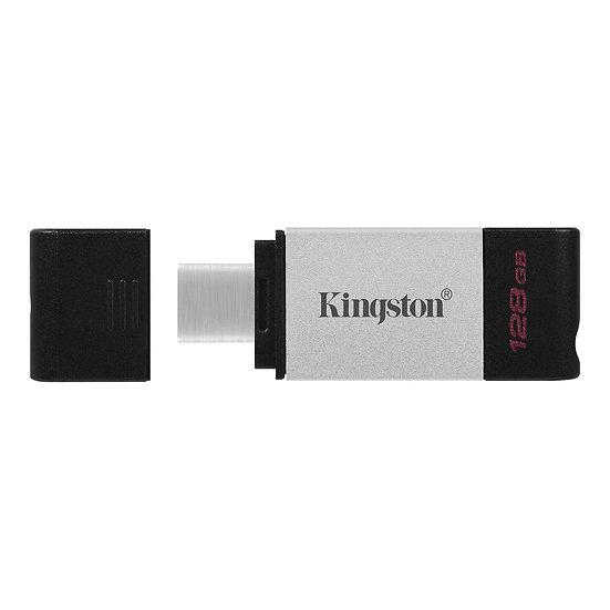 金士頓 DataTraveler 80 USB  USB Type-C 128GB