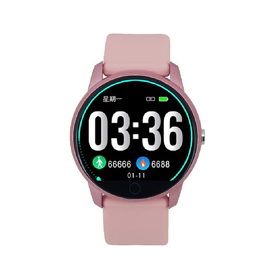 人因ERGOLINK MWB236K 全圓心率智慧監測運動手錶