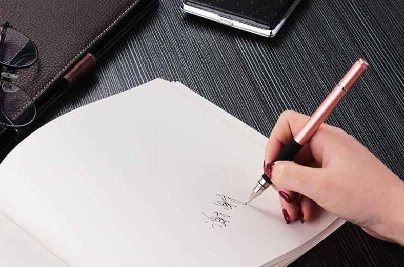 HOLiC TP207  360度高感度圓盤二合一觸控筆