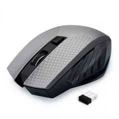 新品上市!E-books M28 六鍵式省電無線滑鼠