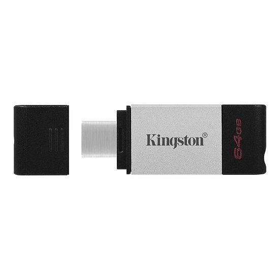 金士頓 DataTraveler 80 USB  USB Type-C 64GB